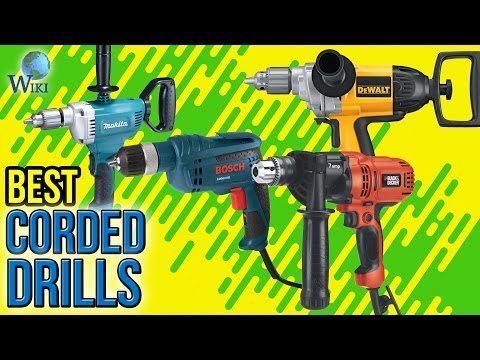 10 Best Corded Drills 2017 - UCXAHpX2xDhmjqtA-ANgsGmw