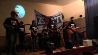 Black and Proud és az Exit zenekar koncertje