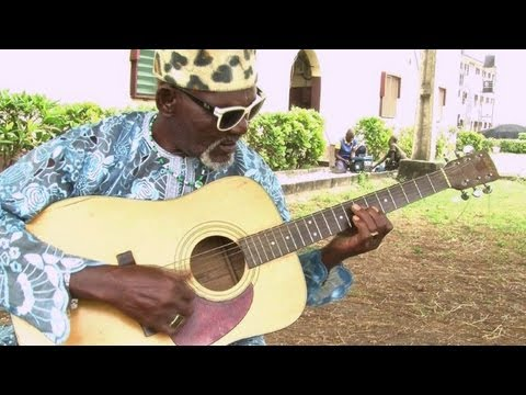 Nigeria music icon making a comeback... at 85