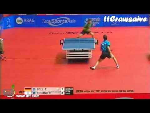 German Open[2011] Timo Boll-Chuan Chih-Yuan