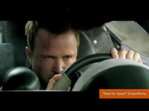 First Look at Aaron Paul's Life After 'Breaking Bad' in 'Need For Speed'