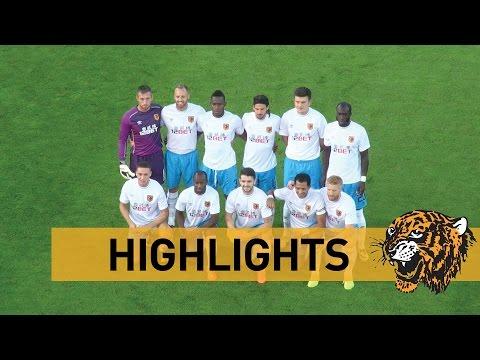 KSC Lokeren OV v Hull City   Match Highlights   21st August 2014