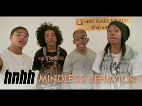 Mindless Behavior - HNHH Exclusive Interview