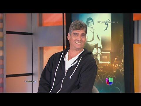 Guillermo Dávila reveló lo que opina de la pareja de su hija María Elena