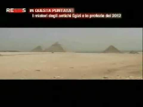 Rebus DOC - I misteri egizi e le profezie Maya sul 2012