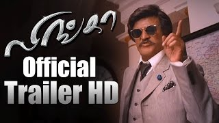 Lingaa Official Trailer