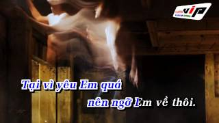 Địa ngục  trần gian piano version karaoke ( only beat )