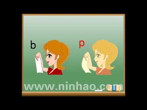 Chinese Pinyin-Lesson 3(Mandarin)