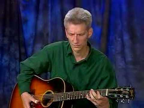 """""""Slow Blues in A"""" taught by Ernie Hawkins (Part 1 of 2)"""