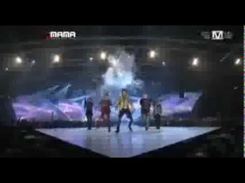 SHINee & EXO's Special Stage @ MAMA 2012