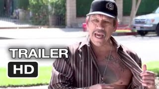 Tattoo Nation Official Trailer (2013) - Danny Trejo Tattoo Documentary HD