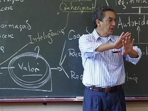 Cursos USP - Tópicos de Epistemologia e Didática - Aula 13 (1/2)