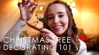Christmas Tree Decorating 101! ♡ - Ali Brustofski