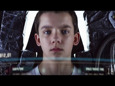 ENDER'S GAME -- Trailer -vP0cUBi4hwE