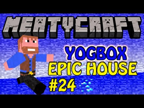 Meatycraft - yogbox |OMG Found my House| 24