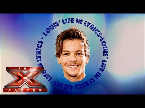 The X Factor UK 'Plays Louis Life in Lyrics' Interview