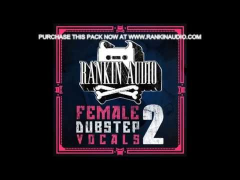 Female Dubstep Vocals 2 Sample Pack