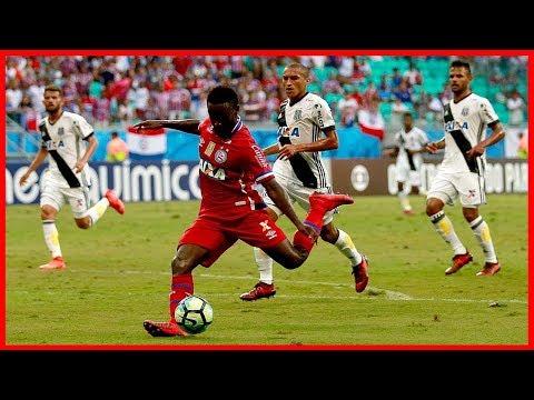 Veja os gols de Bahia 2 x 0 Ponte Preta