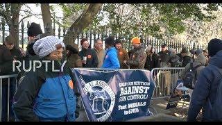 Оружейные протесты в Ричмонде