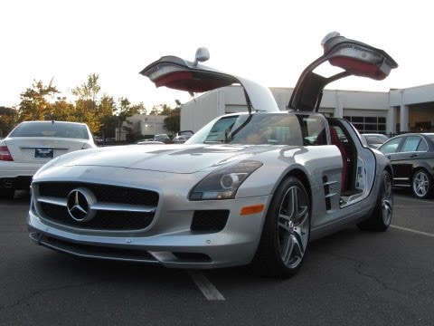 2012 Mercedes-Benz SLS AMG Start Up, Exhaust, and In Depth Tour