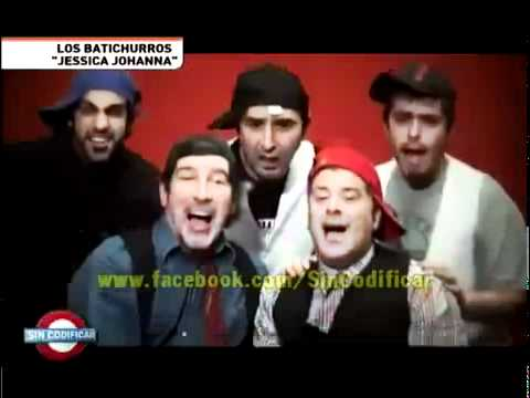 Los Batichurros Jessica Johana Video Oficial - Sin Codificar