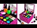 Фрагмент с конца видео Play Doh MAKE UP Cosmetics Box Making DIY for Kids