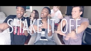 Taylor Swift - Shake It Off (Tyler Ward, KingBach, Toby Randall, Princess Lauren, Reggie COUZ) Cover