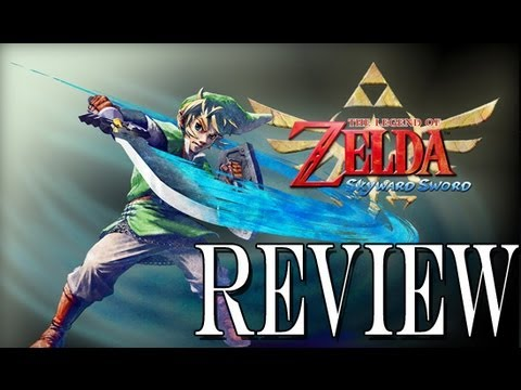 Zelda: Skyward Sword Game Review