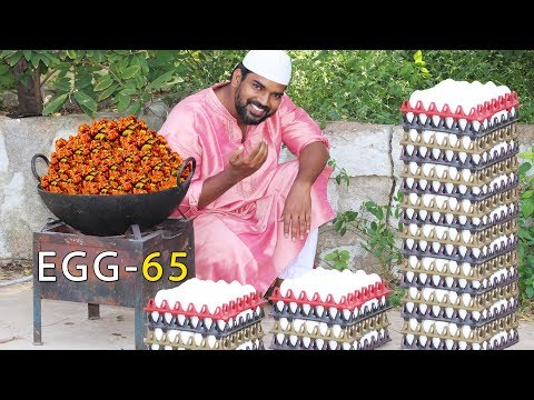 Egg 65 For Kids|| Simple Egg Recipes || Nawab's Kitchen