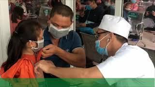 Quy trình Tiêm chủng tại Bệnh viện Nhi đồng Đồng Nai