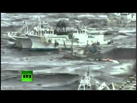 GGN- Exclusive :: Japanese Earthquake/ Tsunami Coverage :: March 11, 2011