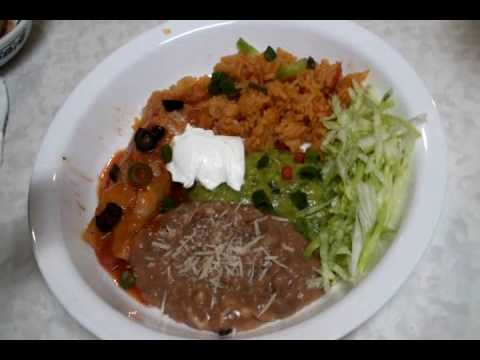 Mexican Rice Recipe and Perfect Mexican Dish Presentation