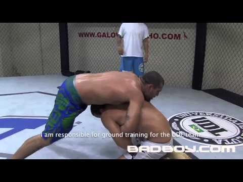 Mauricio Shogun Rua Training for UFC 128