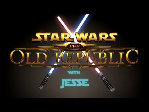 Star Wars: The Old Republic - Jesse PVPs [part 1?]