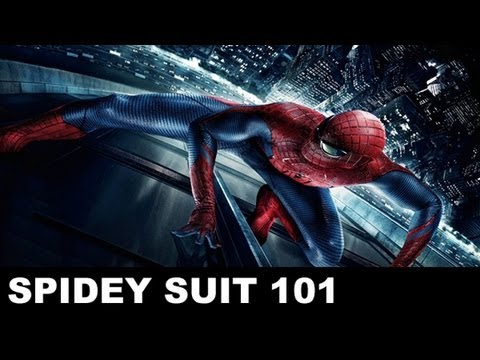Movie Bytes - The Amazing Spider-Man 2012 : Inside the Spidey Suit! - TRAILER HD PLUS