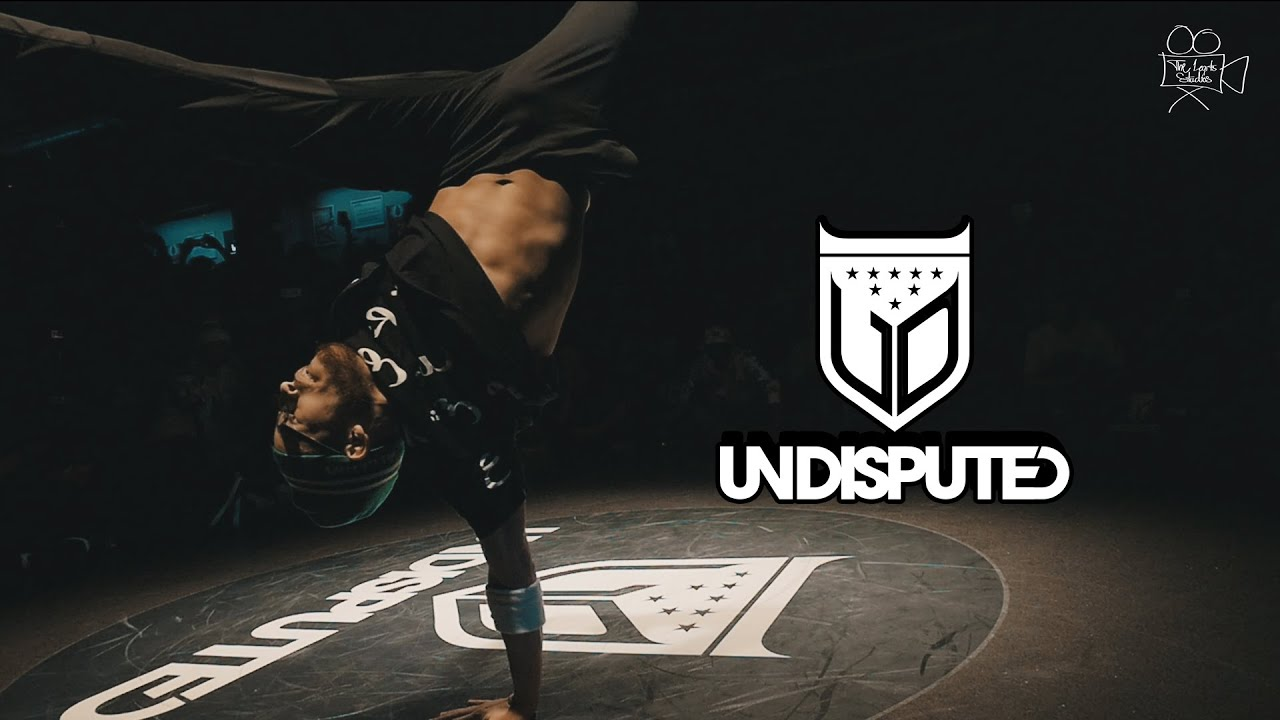 Undisputed World Bboy Masters Official Recap