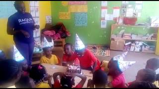 Birthday at fortune house school