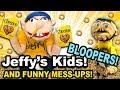 SML Movie: Jeffy's Kids BLOOPERS!!
