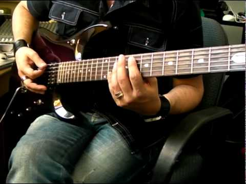 Stricken - Disturbed - Tutorial