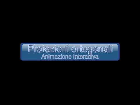 Progetto Proiezioni ortogonali 1.flv