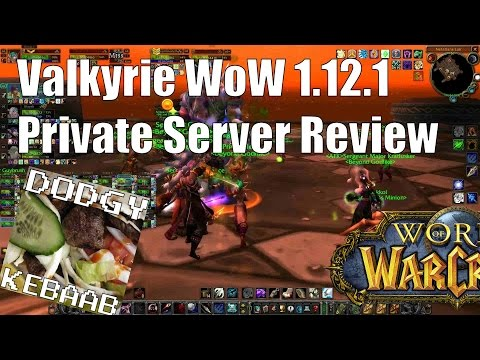 Valkyrie Private Server Review 1.12.1