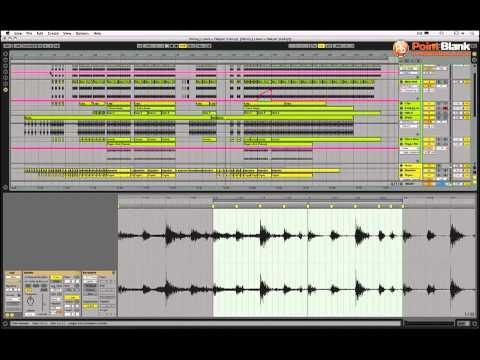 "Ableton Live - Structure Analysis - Danny J Lewis ""Deeper Getup"" (Point Blank Online)"