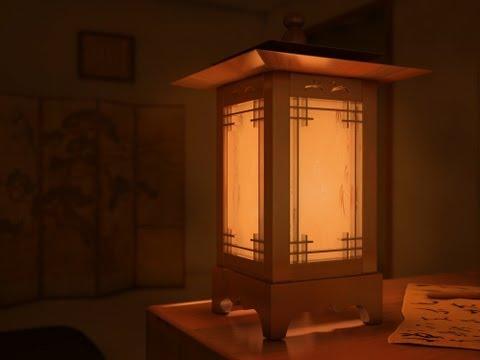 3ds Max Tutorial Pt. 1 - Interior Lantern Scene