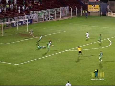 União Barbarense 2x1 Guarani - Paulista A2 2010