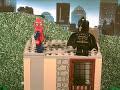 Фрагмент с средины видео - Lego Batman - The Robin