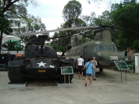 SAIGÓN Museo Guerra Vietnam