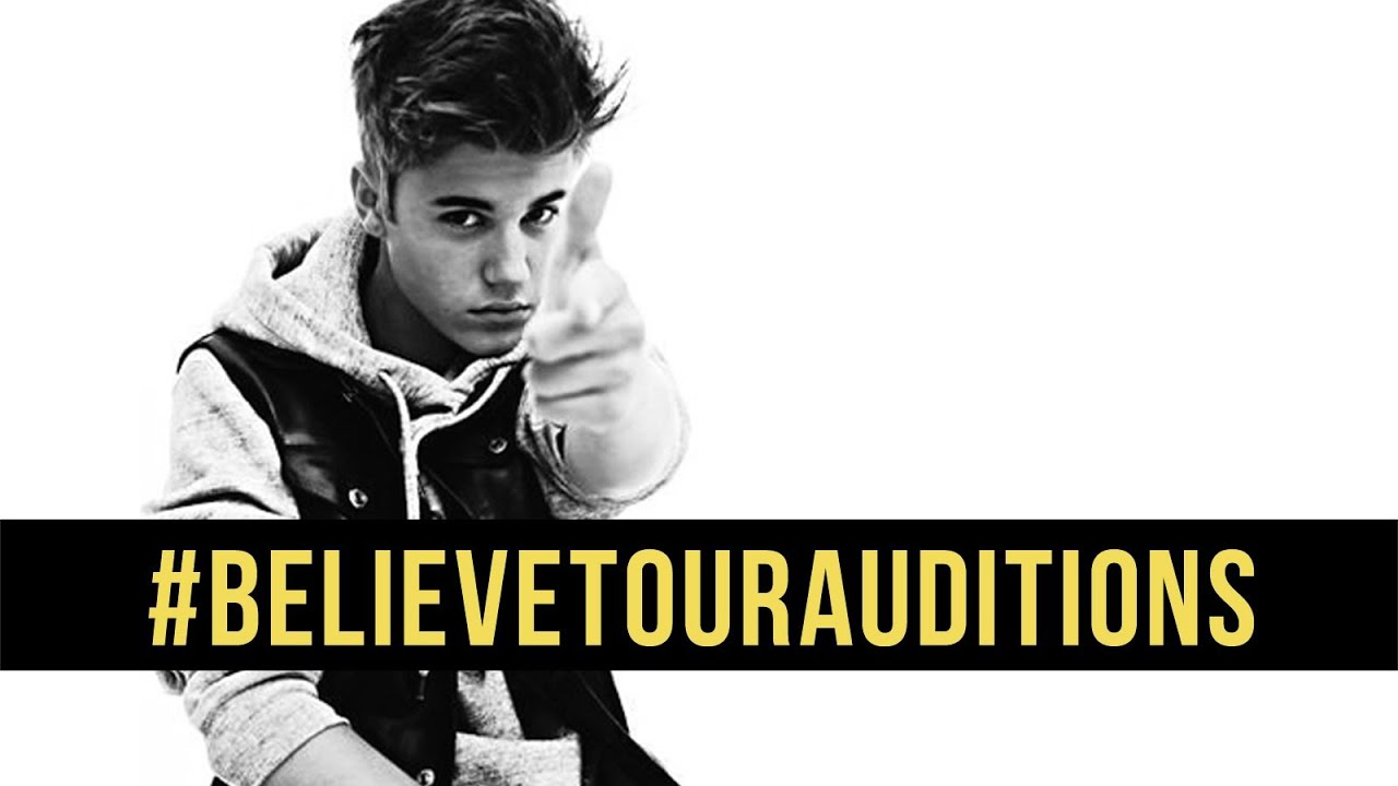 JUSTIN BIEBER BELIEVE TOUR - Online Dance Auditions Update from Jon M. Chu!! [DS2DIO]