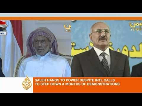 Yemeni analyst discuss Yemeni president speech