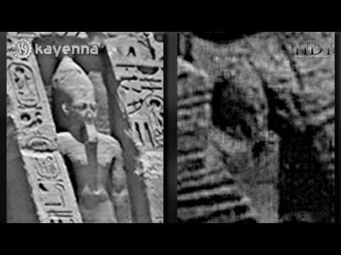 Statue degli dei egiziani su Marte, il mistero si infittisce
