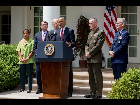 Obama   Speaks at the Nomination of the Chairman of the Joint Chiefs of Staff